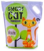 Smart Cat - Наполнитель силикагелевый для кошек (с ароматом апельсина)