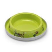 Moderna - Нескользящая миска с защитой от муравьев Trendy - Друзья навсегда, салатовая, 210 мл