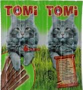 Tomi - Палочки для кошек 6 шт (с индюшатиной и молодой бараниной)