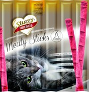 Stuzzy - Палочки для кошек стерилизованных (курица) FRIENDS