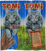 Tomi - Палочки для кошек 6шт х 5г (с лососем и форелью)