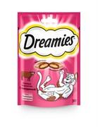 Dreamies - Лакомые подушечки (с говядиной)