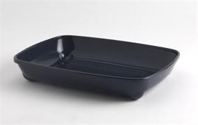 Moderna - Туалет-лоток малый Artist Small, 37х28х6см, черничный