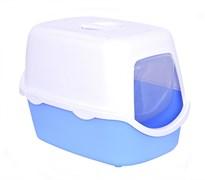 Stefanplast - Туалет закрытый Cathy, голубой, 56*40*40см