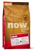 NOW Natural Holistic - Сухой корм беззерновой для взрослых собак (со свежим мясом ягненка) Grain Free Red Meat Adult Recipe