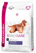 Eukanuba - Сухой корм для собак с чувствительной кожей (рыба) Daily Care Adult Dog Sensitive Skin