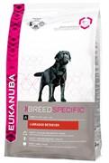 Eukanuba - Сухой корм для собак породы лабрадор-ретривер (курица) Breed Specific Labrador Retriever