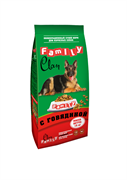 Clan Family - Cухой корм для собак всех пород (говядина)