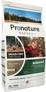 Pronature Holistic GF - Сухой корм для собак Нордико (мелкие гранулы)