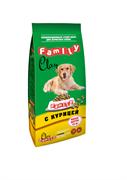 Clan Family - Сухой корм для собак всех пород (курица)