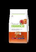 Trainer - Сухой корм для взрослых собак средних пород (с курицей и рисом) Trainer Natural Medium Adult