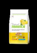 Trainer - Сухой корм для взрослых собак мелких и миниатюрных пород с избыточным весом Trainer Natural Small and Toy Light