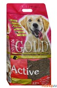 Nero Gold Super Premium - Сухой корм для активных собак (курица с рисом) Adult Active