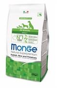 Monge - Сухой корм для собак всех пород (кролик с рисом и картофелем) Dog Speciality