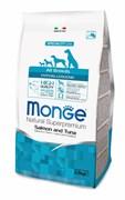 Monge - Сухой корм для собак гипоаллергенный (лосось с тунцом) Dog Speciality Hypoallergenic