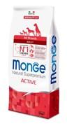 Monge - Сухой корм для активных собак (курица) Dog Speciality Active