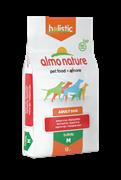 Almo Nature - Сухой корм для взрослых собак средних пород (с говядиной) Holistic Medium Adult Beef and Rice