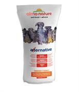 Almo Nature Alternative - Сухой корм для собак средних и крупных пород (со свежим цыпленком и рисом), 50 % мяса Alternative Fresh Chicken and Rice