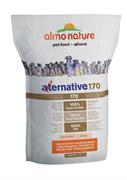 Almo Nature Alternative - Сухой корм для собак карликовых и мелких пород (со свежим цыпленком и рисом), 75 % мяса Alternative 170 Chicken and Rice