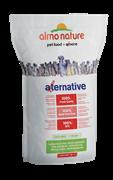 Almo Nature Alternative - Сухой корм для собак карликовых и мелких пород (со свежим ягненком и рисом), 50 % мяса Alternative Fresh Lamb and Rice
