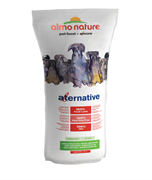 Almo Nature Alternative - Сухой корм для собак средних и крупных пород (со свежим ягненком и рисом), 50 % мяса Alternative Fresh Lamb and Rice