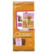 Classic (Versele-Laga) - Сухой корм для собак (с ягненком и рисом) With Lamb and Rice