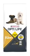 Opti Life (Versele-Laga) - Сухой корм для щенков крупных пород (с курицей) Puppy Maxi