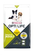 Opti Life (Versele-Laga) - Сухой корм для взрослых собак (с курицей и рисом) Adult Medium