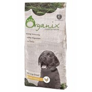 Organix - Сухой корм для щенков крупных пород (с курицей) Puppy Large Breed Chicken