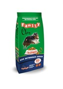 Clan Family - Сухой корм для взрослых активных собак (с курицей)