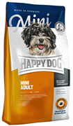 Happy Dog - Сухой корм для собак мелких пород Adult Mini