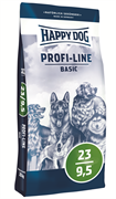 Happy Dog - Сухой корм для собак всех пород Profi-Linie Basic
