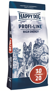 Happy Dog - Сухой корм для очень активных собак Profi-Line High Energy