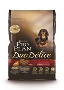 Purina Pro Plan - Сухой корм для взрослых собак мелких и карликовых пород (с говядиной и рисом) DUO DELICE