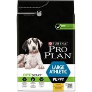 Purina Pro Plan - Сухой корм для щенков крупных пород с атлетическим телосложением (с курицей и рисом) OPTISTART