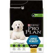 Purina Pro Plan - Сухой корм для щенков крупных пород с мощным телосложением (с курицей и рисом) OPTISTART