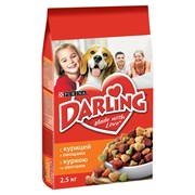 Purina Darling - Сухой корм для собак (с птицей и овощами)