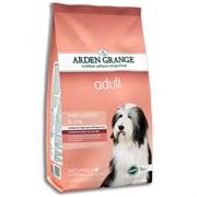 Arden Grange - Сухой корм для взрослых собак (с лососем и рисом) Adult Dog Salmon & Rice