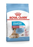 Royal Canin - Сухой корм для щенков средних пород MEDIUM STARTER