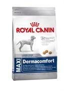 Royal Canin - Сухой корм для собак крупных пород для кожи и шерсти MAXI DERMACOMFORT