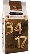 Golden Eagle - Сухой беззерновой корм для собак 34/17 (с олениной и кроликом) Wild