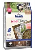Bosch - Сухой корм для собак мелких пород Mini Light