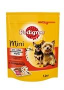 Pedigree - Сухой корм для собак миниатюрных пород (с говядиной)