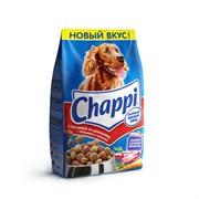 Chappi - Сухой корм для собак (с говядиной)