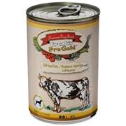 """Frank's ProGold - Консервы для собак """"Нежные кусочки говядины"""" Soft beef bits Adult Dog Recipe"""
