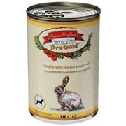 """Frank's ProGold - Консервы для собак """"Сочный кролик"""" Tempting rabbit Adult Dog Recipe"""