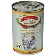 """Frank's ProGold - Консервы для собак """"Аппетитные кусочки индейки"""" Delicious turkey bits Adult Dog Recipe"""