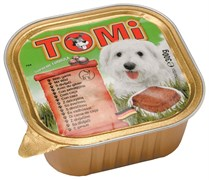 Tomi - Консервы для собак (с дичью)