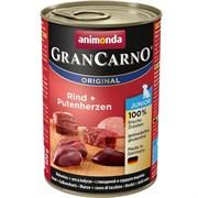 Animonda - Консервы для щенков и юниоров (с говядиной и сердцем индейки) GranCarno Original Junior