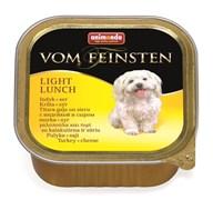 """Animonda - Консервы для собак """"Облегченное меню"""" (с индейкой и сыром) Vom Feinsten Light Lunch"""